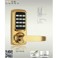 China Keypad Lock (V011MR-PB) wholesale