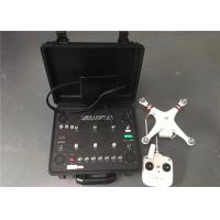 China 3 - 6 Channels Briefcase Drone Signal Jammer All In One Directional Antenna wholesale