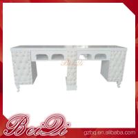 Quality Nail salon equipment supplies wholesale manicure table vacuum and nail salon for sale