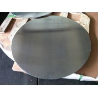 Quality 1100 1050 O Temper Mill Finished Aluminium Circle Thickness 0.5 -3.0mm, Dia 100mm to 1100mm for sale