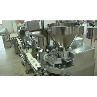 China Dates Filled / Pistachios Filled Cake Maker Machine 380V 50HZ / 60HZ wholesale