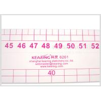 China Kearing Plastic 61CM Vary Form Curve Ruler , Flexible french curve ruler pattern making wholesale