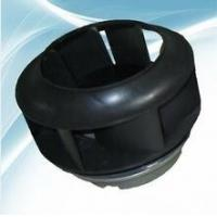 China 175mm DC Brushless Motor Backward Curved Centrifugal Fan With Plastic Impeller wholesale