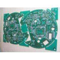 China FR-1 , FR-2 , CEM-3 FR4 1.6mm double sided pcb 1 OZ copper circuit boards wholesale