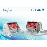 China Painless pussy hair removal machine15inch capacitive screen 1800W power wavelength 808nm wholesale