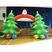 China NEW 6m Christmas Arch available for hire wholesale