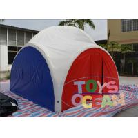 China WaterProof Inflatable Camping Tent With Adjustable Door And Window wholesale
