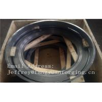 Quality ASTM A276-96 Marine Heavy Steel Forgings Rings Forged Sleeve Stainless Steel for sale