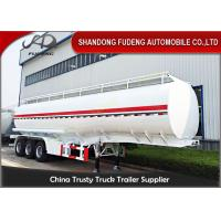 China 12 wheels carbon steel fuel tanker semi trailer with 42000 Liters capacity wholesale