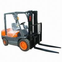 China Internal Combustion Diesel Forklift with 3.5T Loading Capacity wholesale