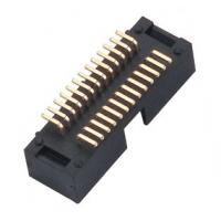 China Dual Row SMT Box Header  Connector 26 Pin Board To Wire Connectors 20mΩ Max wholesale