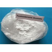 China Raw Steroid White Powder Testosterone Acetate Test Acetate with Safely Pass Customs wholesale