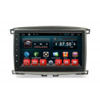 China Android Car Radio Toyota GPS Navigation Land Cruiser 100 1998-2007 Lexus LX470 wholesale