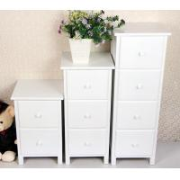 White Wooden Drawer Bedroom Corner Cabinet Living Room Furniture Of Dishicn Com