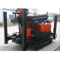 China ST 200 Meters Depth Pneumatic Water Well Drilling Rig Machine wholesale