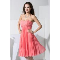 China Sexy Strapless Sequin backless Girls Party Dresses sweetheart neckline wholesale