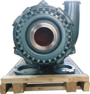China Aier Abrasion Resistance Sand Dredging Pump Electric / Diesel Engine Fuel wholesale