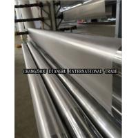 China Flexible Thickness 105M Nickel Rotary Screen Printing High Toughness wholesale