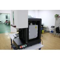 China Jewelry Portable Laser Marking Machine / Portable Laser Engraver Cutter Full Enclosed wholesale