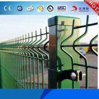 PVC / Powder Coated Garden Triangle Bending Fence