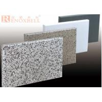 China Marble - Like Aluminum Honeycomb Sandwich Cladding Wall Panels wholesale