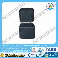 China Aluminum embedded type water-tight hatch cover on sale