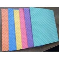 China Soft Durable 100% Wood Pulp Cellulose Sponge Cloth Non Woven Wipes Super Absorbent Quick Dry wholesale