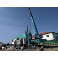 China ZYC80 Hydraulic Static Pile Driver For Narrow Project PHC Round Or Square Pile wholesale