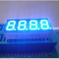 """China Four Digit 0.36"""" Common Cathode 7 Segment Display For Medical Instrument wholesale"""