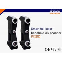 Buy cheap Handheld Smart Full-Color Portable 3D Laser Scanner With 0.1 Mm RESOLUTION from wholesalers