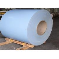 China Alloy 5052 / 5754 Color Coated Aluminum Coil For Decorated ISO 9001 Certification wholesale