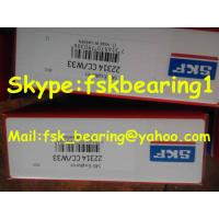 China Double Row Spherical Roller Bearing 22314 SKF , High Precision wholesale