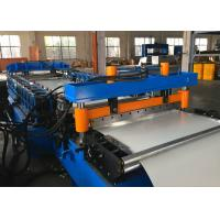 China Supermarket Shelf Panel Roll Forming Machine, Store Display Shelf Rollforming Machine wholesale