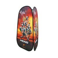 """China Promotional Custom Pop Up Banners For Trade Shows52"""" W X 83.5"""" H Size wholesale"""