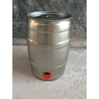 Buy cheap Food Grade Metal Beer Keg 5L with Valve and Tap from wholesalers