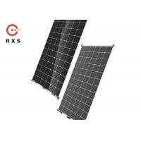 China High Safety Mono Silicon Solar Panels , 355W Double Glass Solar Modules With 72 Cells wholesale