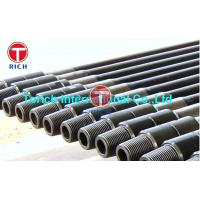 Quality GB/T 9808 Alloy Steel Grade Drill Steel Pipe , Mineral Mining Seamless Steel for sale