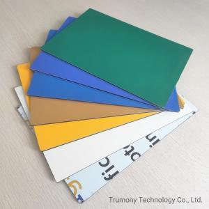 China OEM Service Spetra Fireproof Aluminum Composite Panel Decorative Material wholesale