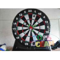 China Commercial Interactive Party Games For Adults / Inflatable Dart Board wholesale