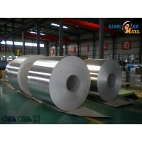 China Mill Finished Color AA 1110 Cold Rolled Aluminium Coil For Architectural Decoration wholesale