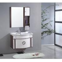 China PVC Bathroom Wash Basin Cabinet wholesale