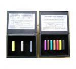China Hardness test block for durometer shore A shore D  durometer test block Kit Shore A Hardness Block wholesale