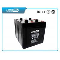 China Maintenance Free 12V 200ah Sealed Lead Acid Batteries For Emergency Lighting Equipment wholesale