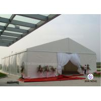 Buy cheap Outdoor Luxury Wedding Event Tents 20 x 20m / Romantic Transprant Wedding Tent from wholesalers
