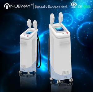 China big spot size 50*16mm Super hair removal & skin rejuvenation mahcine SHR IPL E-light 3 systems in one machine hot sale wholesale