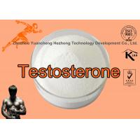 China 99% Raw Testosterone Powder For Muscle Growth / Raw Hormone Powders Cas1045 - 69 - 8 on sale