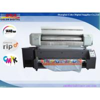 China Mutoh Directly Roll To Roll Sublimation Textile Printer With DX5 Printhead wholesale