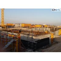 China Large Sized Flexible Concrete Formwork For All Shapes / Loads Short Forming Time wholesale