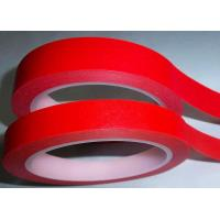 China Heat Reistant Type Silicone Adhesive Crepe Paper Masking Tape Jumbo Roll wholesale