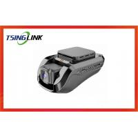 China 3G HD GPS Tracking Dash Cam 1080p Video Recording With SD Card Storage wholesale